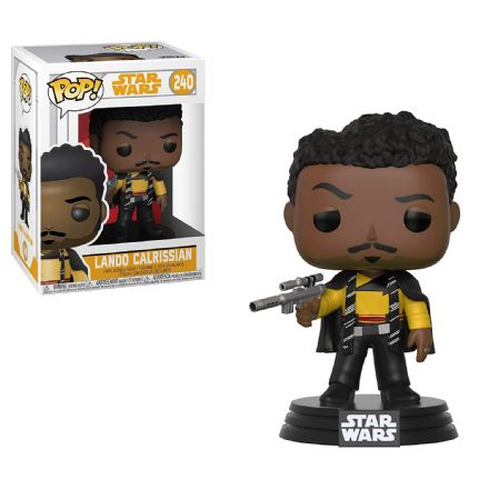 Funko POP Vinyl: Star  Wars Lando Calrissian